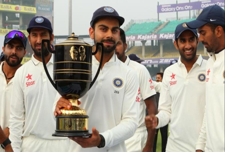India have golden chance to beat Australia in there home after 70 years in test series