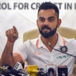 INDvAUS: Virat Kohli is happy to play 'without altercation' against Australia