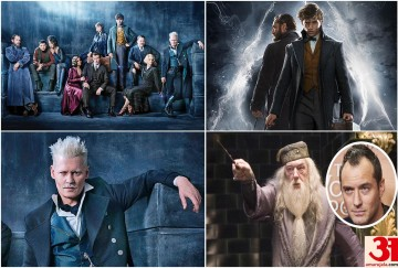 5 reasons to watch hollywood series fantastic beasts