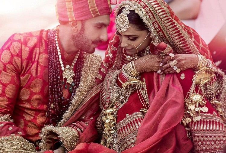 deepika ranveer marriage pics