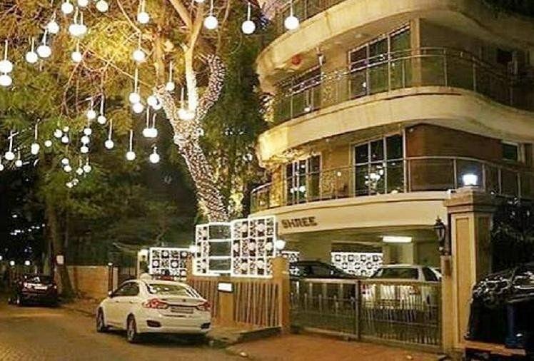 Deepika Padukone And Ranveer Singh Mumbai House Decorated ...