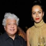 Suhel Seth and Lakshmi Menon