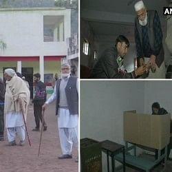 LIVE : जम्मू-कश्मीर पंचायत चुनाव के पहले चरण का मतदान शुरू, कश्मीर-लद्दाख में हो रही वोटिंग