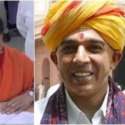 राजस्थान के लिए कांग्रेस की दूसरी सूची में 32 उम्मीदवार, वसुंधरा से लड़ेंगे मानवेंद्र
