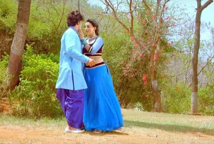Bhojpuri Gana Video Pawan Singh Akshara Singh Song Piparwa