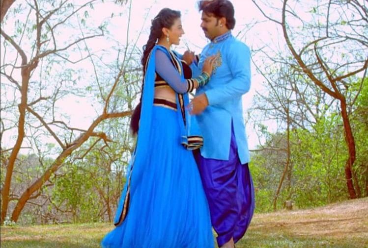 Bhojpuri Gana Video Pawan Singh Akshara Singh Song Piparwa Ke Tarawa