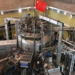 Chinese scientists create an artificial sun and heated to over 100 million degrees