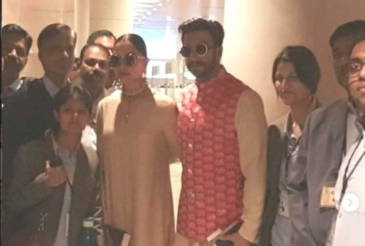deepika ranveer marriage pics