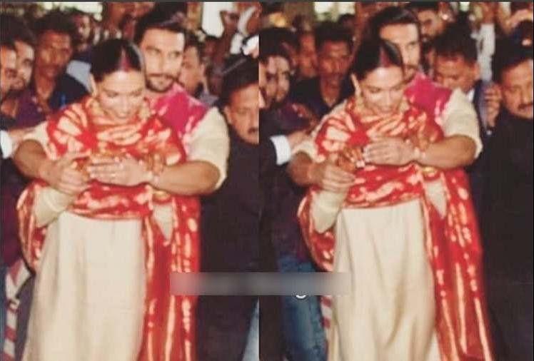 deepika padukone ranveer singh marriage pics