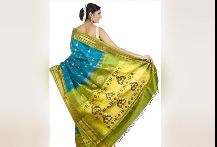 Real Kanjiwaram saree identified with these tips