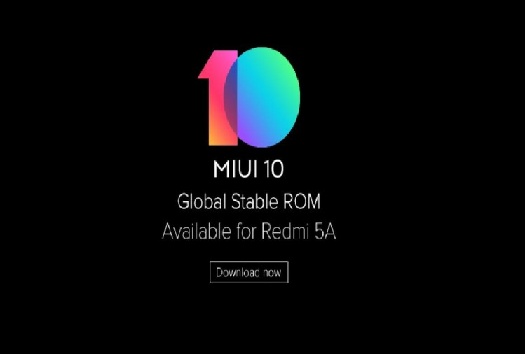Xiaomi Redmi 5a Miui 10 Update In India: How To Download And Install