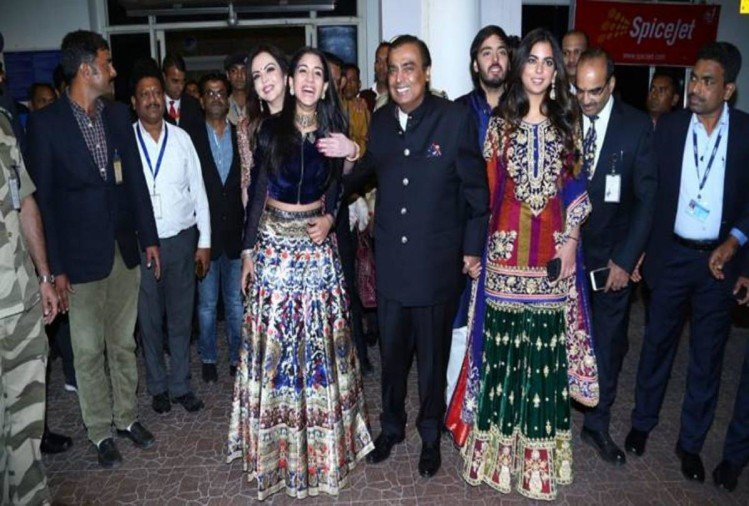 isha ambani wedding: rajasthan udaipur will also become witness of grand celebrations