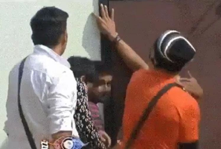 Sreesanth slapped to rohit bigg boss