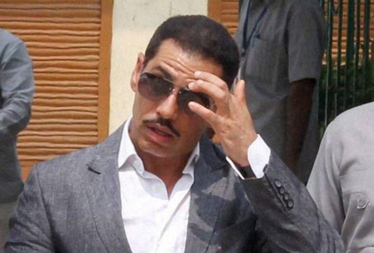जांच में सहयोग नहीं कर रहे वाड्रा, हिरासत में लेने की है जरूरत:ईडी