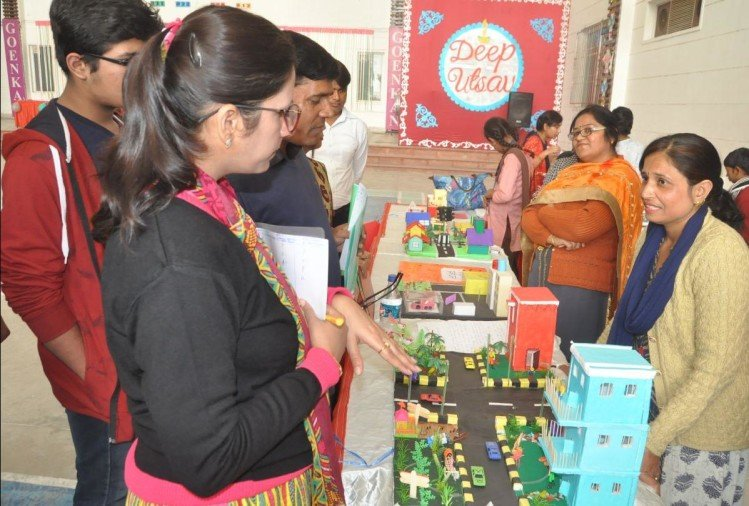 science exhibition in agra