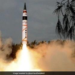 भारत बना और ताकतवर, अब्दुल कलाम द्वीप से बैलिस्टिक मिसाइल अग्नि-5 का सफल परीक्षण
