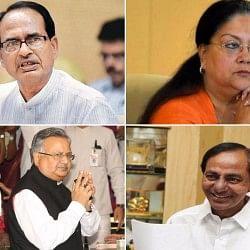 विधानसभा चुनाव: एग्जिट पोल ने बढ़ा दिया सस्पेंस, 11 दिसंबर को लेकर धड़कनें हुईं तेज