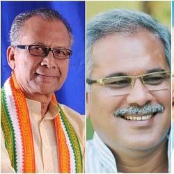 Live : कौन बनेगा मुख्यमंत्री, कल विधायक दल की बैठक के बाद होगा छत्तीसगढ़ का फैसला