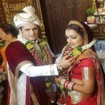 Parul Chauhan wedding