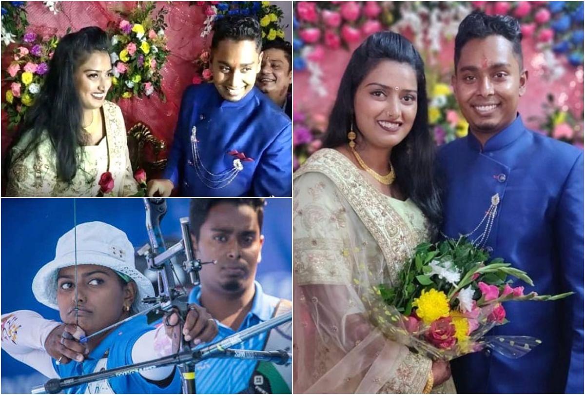 Deepika Kumari And Atanu Das To Tie The Knot On Tuesday With ...