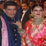 rekha and manish malhotra