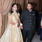 isha ambani reception