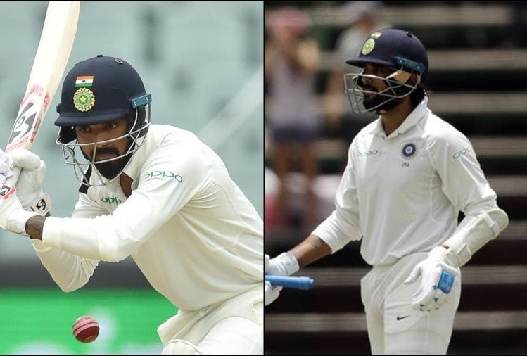 Video: Team India Not Happy To See Murli Vijay And Kl