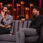 Koffee with Karan prabhas