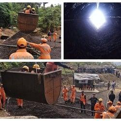 मेघालय: 13 मजदूर कोयला खान में फंसे, सीएम संगमा बोले- बचा पाना मुश्किल