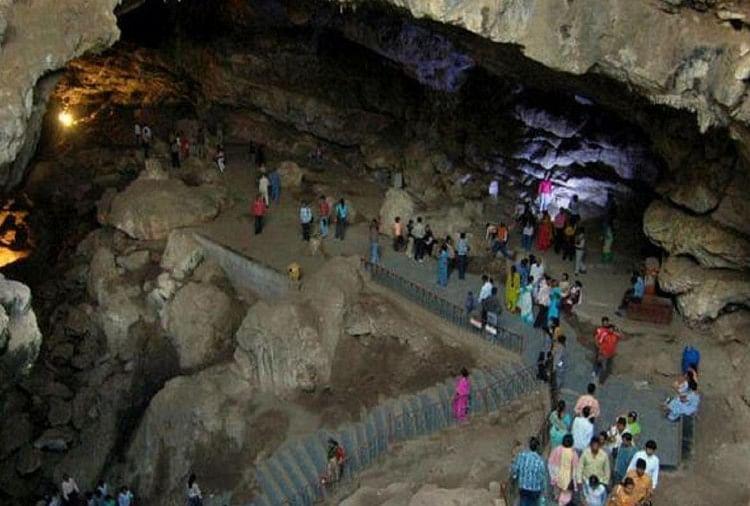 Patal Bhuvaneshwar Cave Temple Pithoragarh Uttarakhand - भारत ...