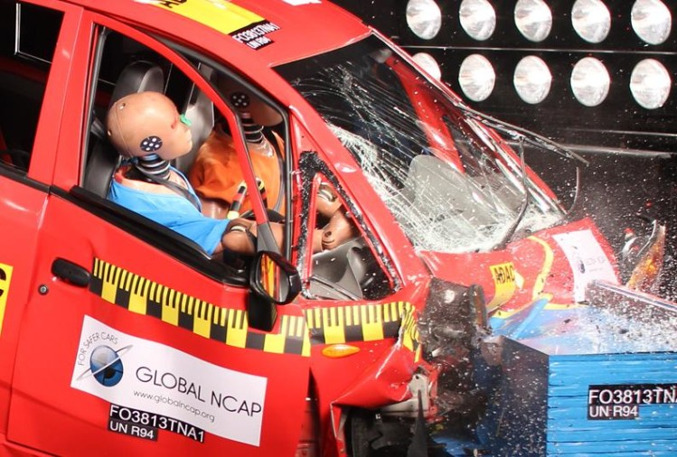 Global NCAP Car Crash Rating India