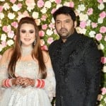 kapil sharma with ginni chatrath