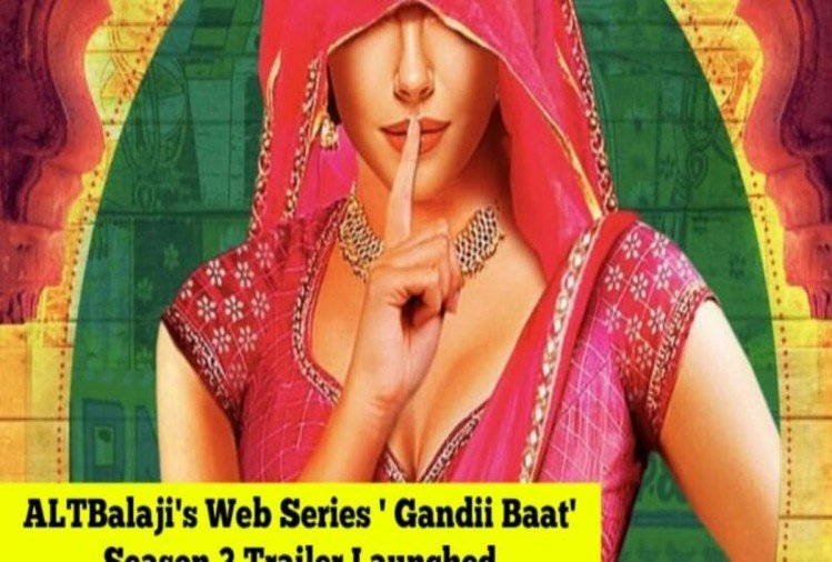 Image result for Gandii Baat (2019) Season 02