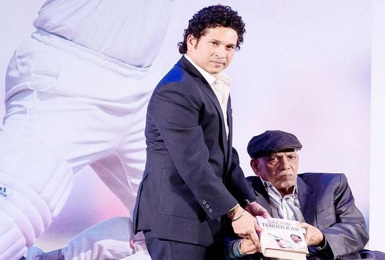 Image result for cricket-guru-ramakant-achrekar
