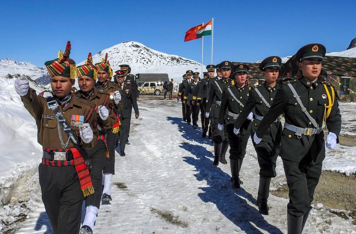 India China Border Tensions Live Updates News In Hindi Rajnath Singh Indian  Army Standoff Lac Talks Meeting - India China News Live Updates: भारतीय  सेना देश की अखंडता और संप्रभुता की रक्षा