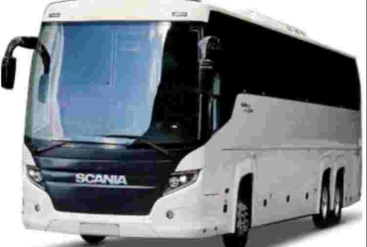 driver and helper misbehaved with a lady conductor in  lucknow