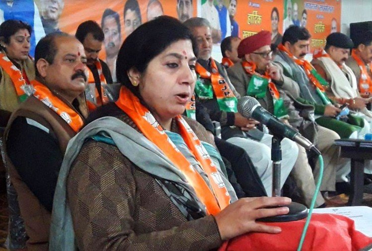 BJP get 50 thousand new members in Kashmir Valley