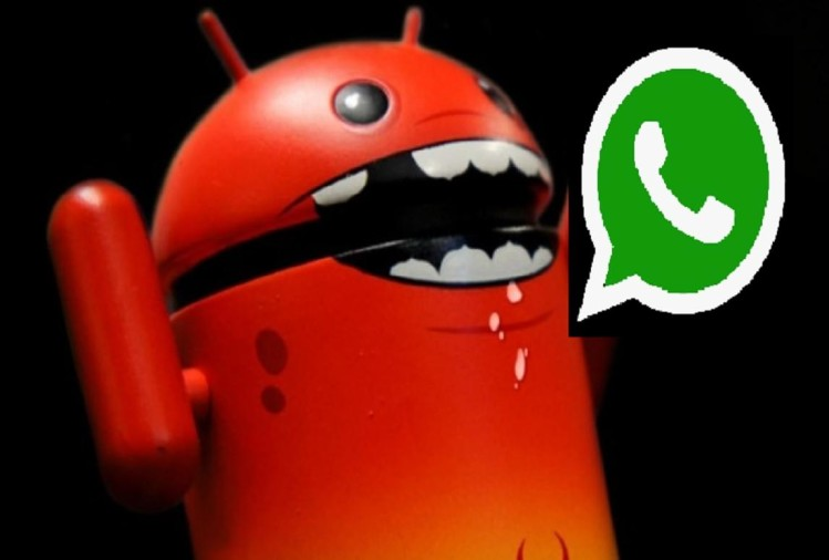 Android Apps capable of stealing WhatsApp data
