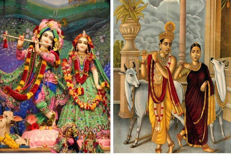 unknown secrets of lord krishna significance of lord krishna's flute radha death mystery