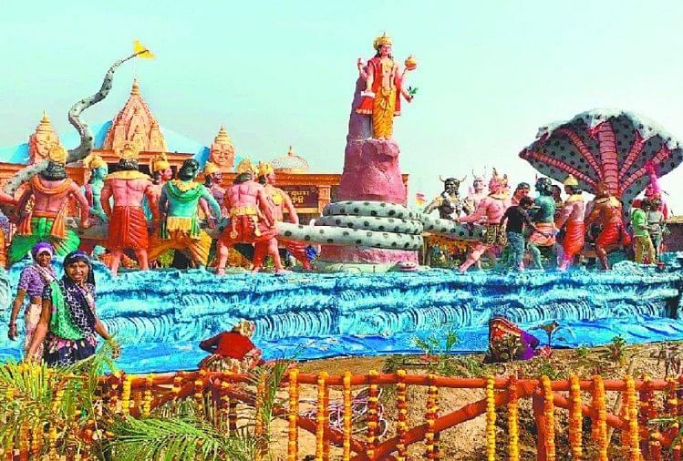 समुंद्र मंथन - दीपावली क्यों मनाई जाती है