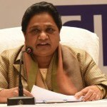 Lok Sabha Elections 2019 Mayawati raises question on suspending ECI officer.