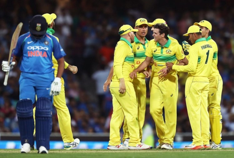 AUSvIND: Here is five biggest reasons of Team India in Sydney ODI Defeat