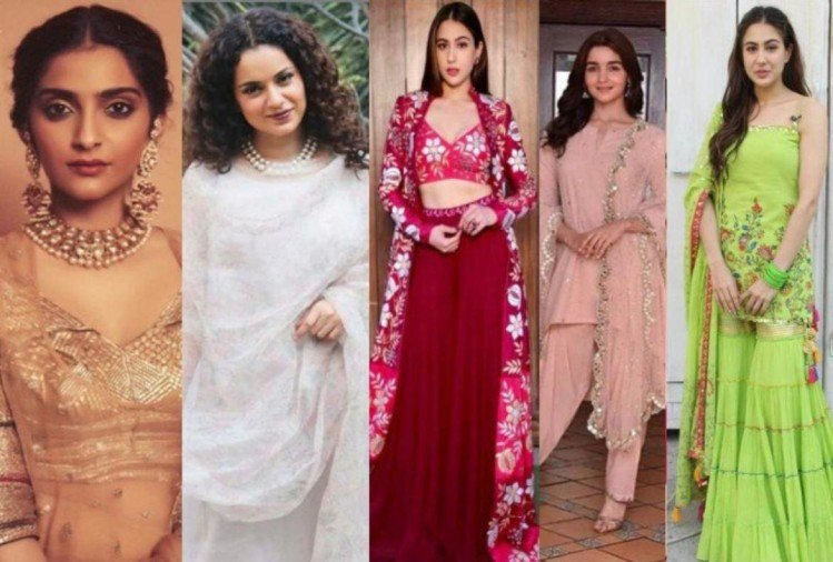 lohri 2018 outfit ideas