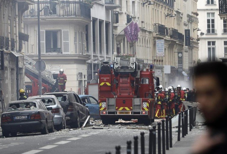 Paris Bakery Blast