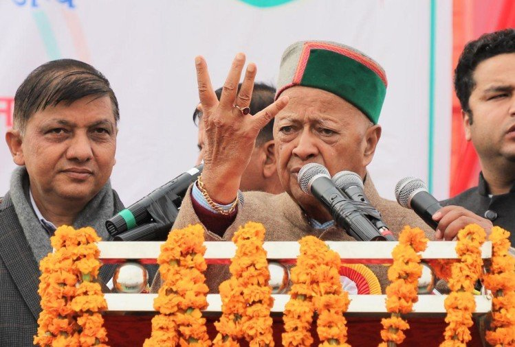 virbhadra singh hits out at sukhwinder sukhu in hamirpur