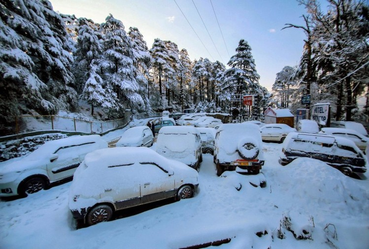 Snowfall Warning: Weather In Himachal And Jammu Kashmir Will Get