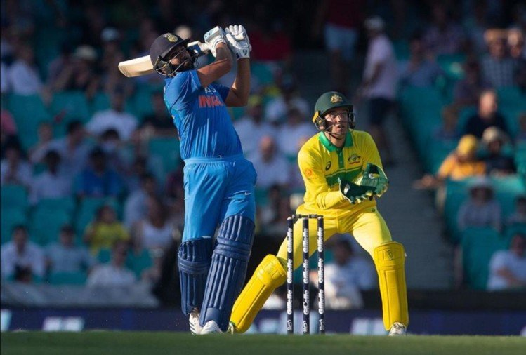 AUSvIND: Indian cricket team will Rohit Sharma in ODI and T20 series vs Australia