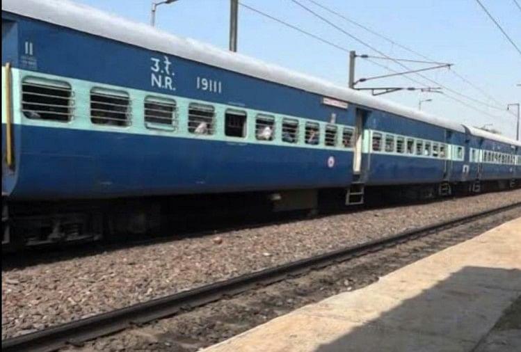 triveni express will run till tanakpur