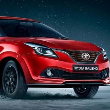 Toyota Baleno Maruti Based Hatchback Could Be Launched In India This