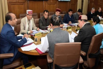 himachal cabinet meeting decision held in shimla on 19 january